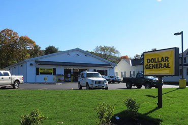 Dollar General Charlestown NH