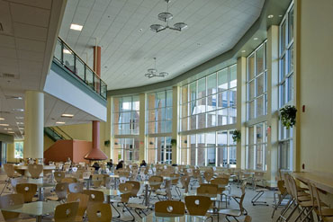 State Of NH Nashua Community Technical College Wellness Center & Renovations Nashua NH
